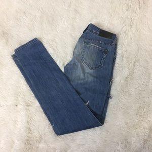 Genetic denim size 34 blue jean the Shane